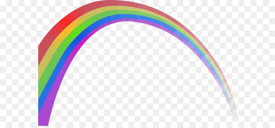 900x420 Rainbow Euclidean Vector Sky