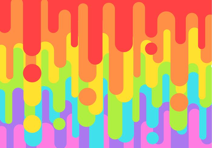 700x490 Rainbow Free Vector Art