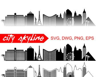 340x270 Raleigh City Svg North Carolina City Vector Skyline Raleigh Etsy