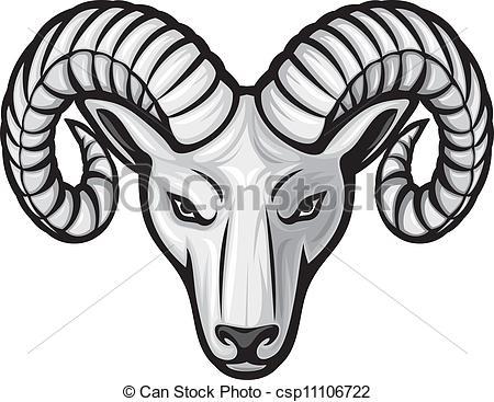 450x367 Head Of The Ram (Ram Head)