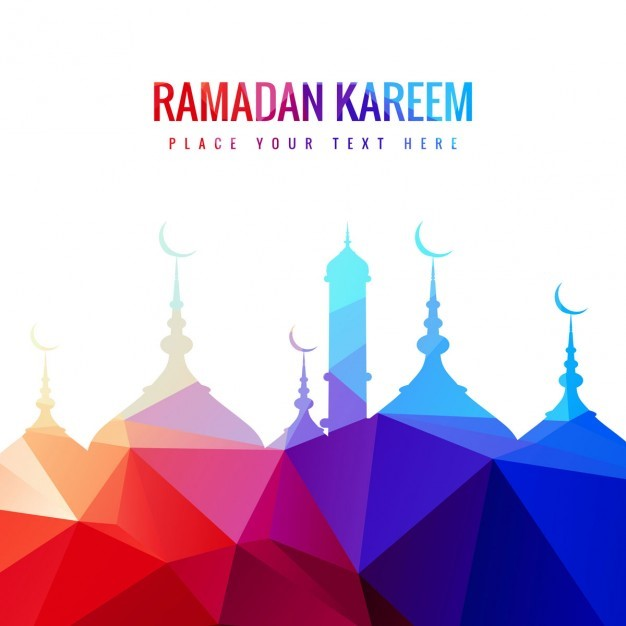 Ramadan Background Vector Free Download