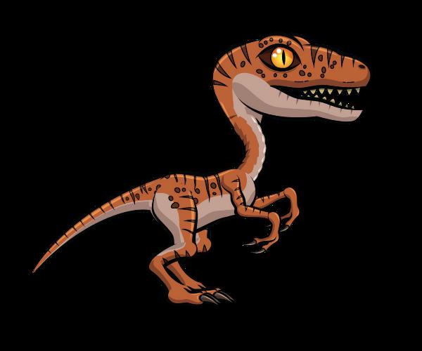 600x500 15 Raptor Vector Cartoon For Free Download On Mbtskoudsalg
