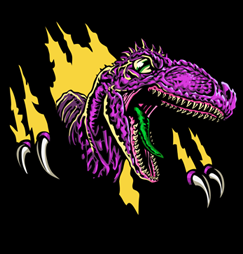243x254 Raptor T Shirt Rip Vector Genius