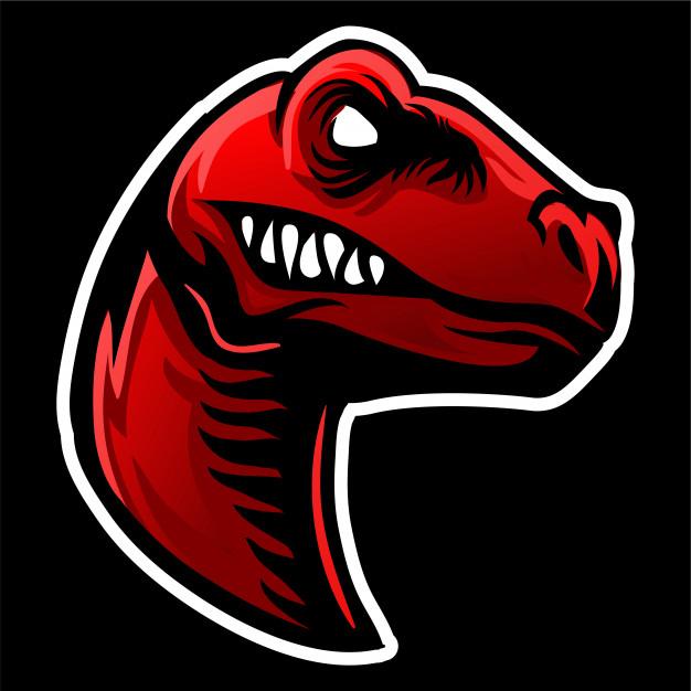 626x626 Raptor Head Mascot Logo Vector Premium Download