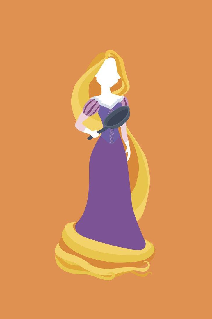 729x1095 Princess Rapunzel By Alicewieckowska
