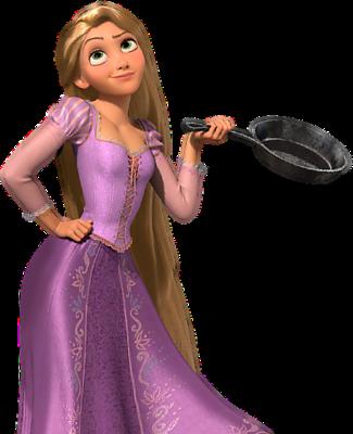 325x400 Rapunzel Vector