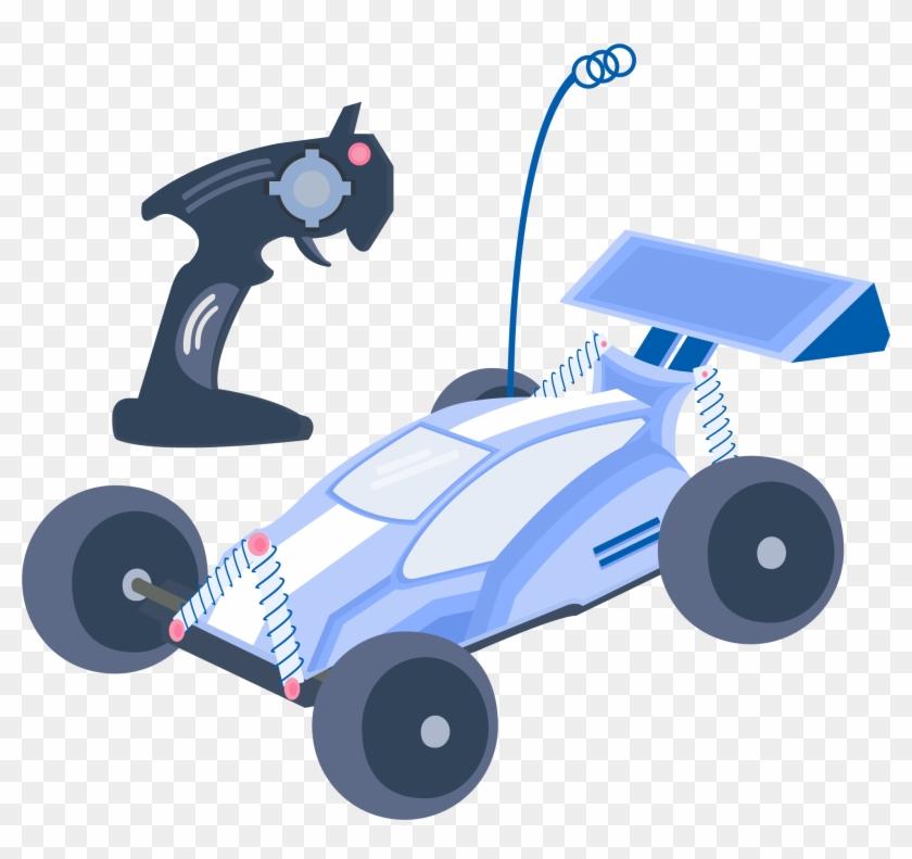 840x791 Radio Controlled Car Toy Remote Control Model Car