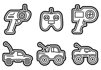 352x247 Rc Car Icon Vector Free Vector Download 440843 Cannypic