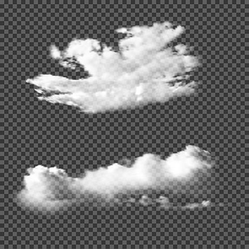 500x500 Transparent Cloud Free Vector Art