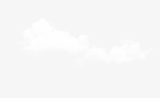 650x400 Vector Realistic White Clouds Png, Vector Cloud, Realistic Cloud