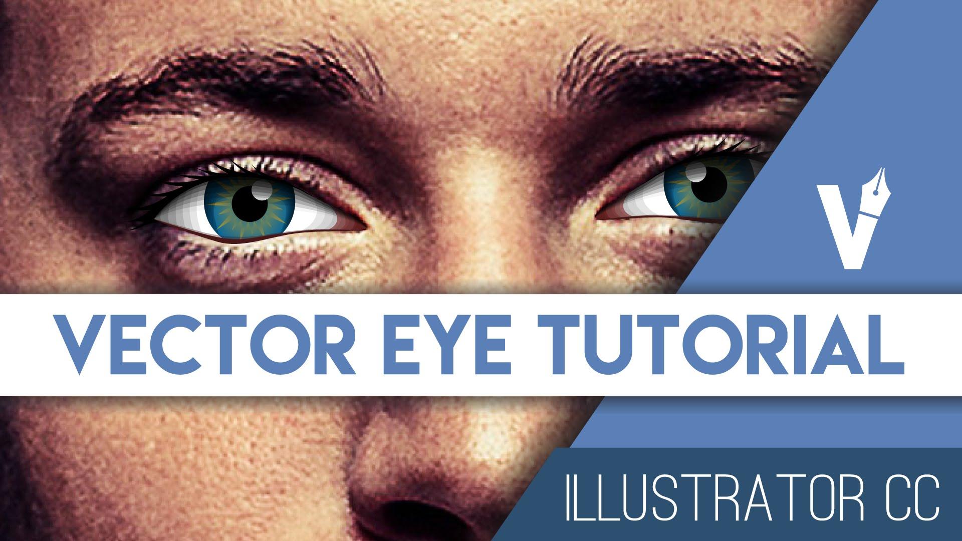 1920x1080 Realistic Vector Eye