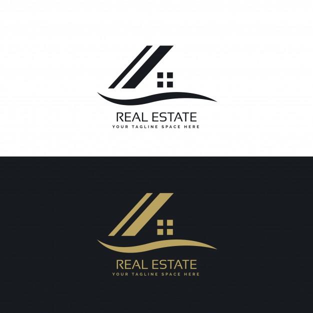 626x626 Real Estate Logo Vector Free Download Real Estate Logo