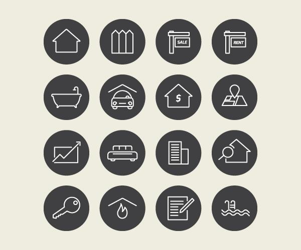 600x500 Free Real Estate Icon Set 135854 Download Real Estate Icon Set