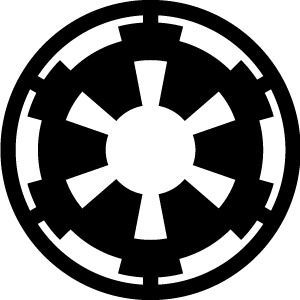 300x300 Star Wars Rebel Alliance Amp Galactic Empire Insigniaslogos Free