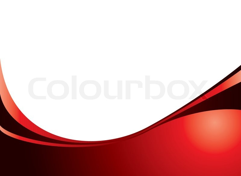 800x585 Clean Crisp Abstract Background In Red With Copy Space Stock