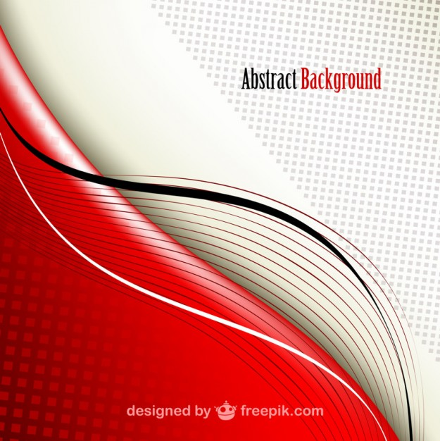 625x626 Red Abstract Background Vector Free Download