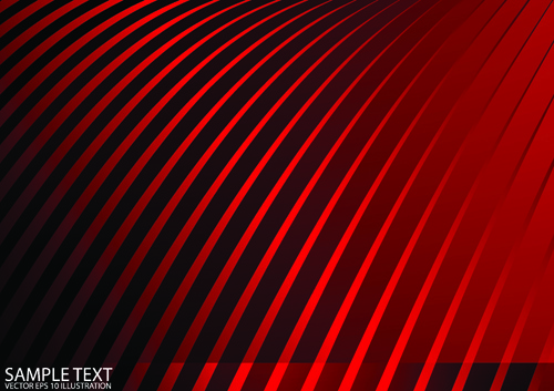 500x353 Red Wave Free Vector Download (9,625 Free Vector) For Commercial
