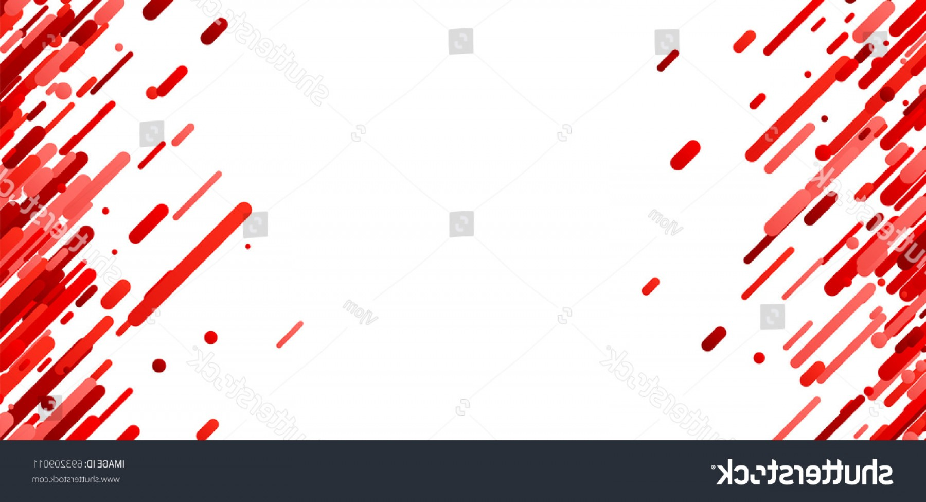 1800x975 Red Abstract Background On White Vector Geekchicpro