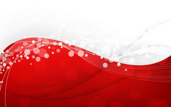588x368 Abstract Red Background Vector Illustration Free Download