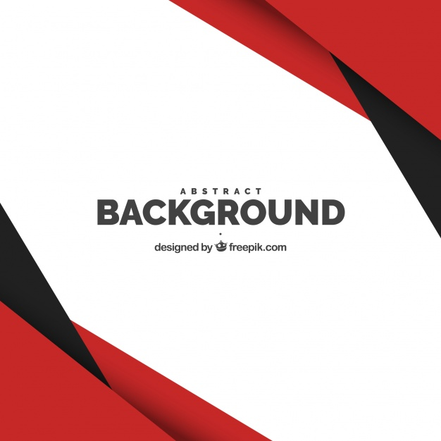 626x626 Background With Red And Black Shapes Vector Free Download