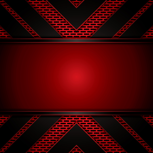 600x600 Black With Red Metal Background Vectors Material 01 Free Download