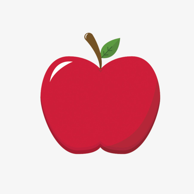 650x651 Red Apple Vector Material, Apple Vector, Apple Creative, Apple