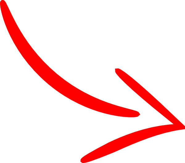 600x529 Right Clipart Red Arrow