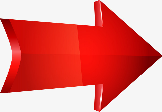 650x451 Vector Painted Red Arrow, Vector, Hand Painted, Red Arrow Png And