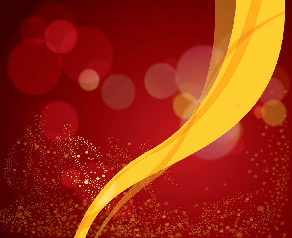 1024x835 Red Background Vector Yellow Ribbon Vector Art Amp Graphics