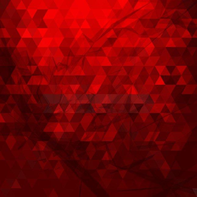 646x646 Red Polygonal Background Vector Vector Art Amp Graphics