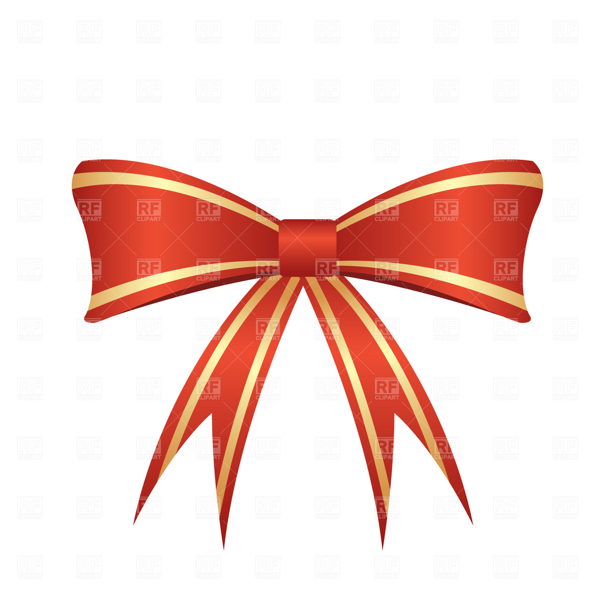 1200x1200 Red Bow Vector Image Vector Artwork Of Design Elements Prague
