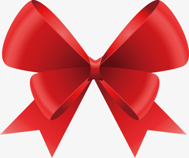 650x546 Vector Painted Red Bow, Bow Vector, Vector, Hand Painted Png And