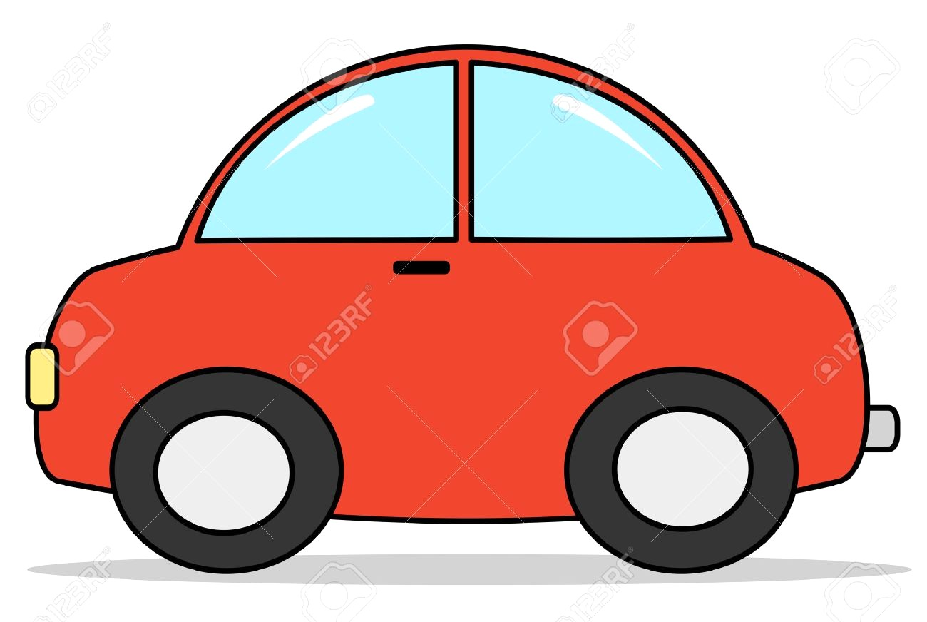 1300x872 53289888 Red Cartoon Car Vector Illustration 12
