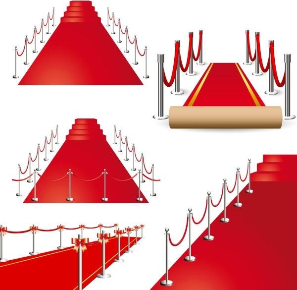 600x585 Beautiful Red Carpet Vector Free Vector In Encapsulated Postscript