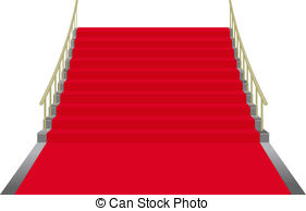 281x194 Red Carpet Clipart Vector