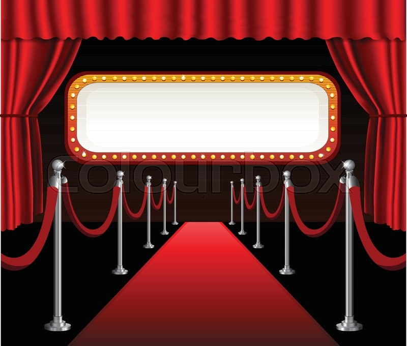 800x680 Red Carpet Movie Premiere Elegant Event Red Curtain Theater And