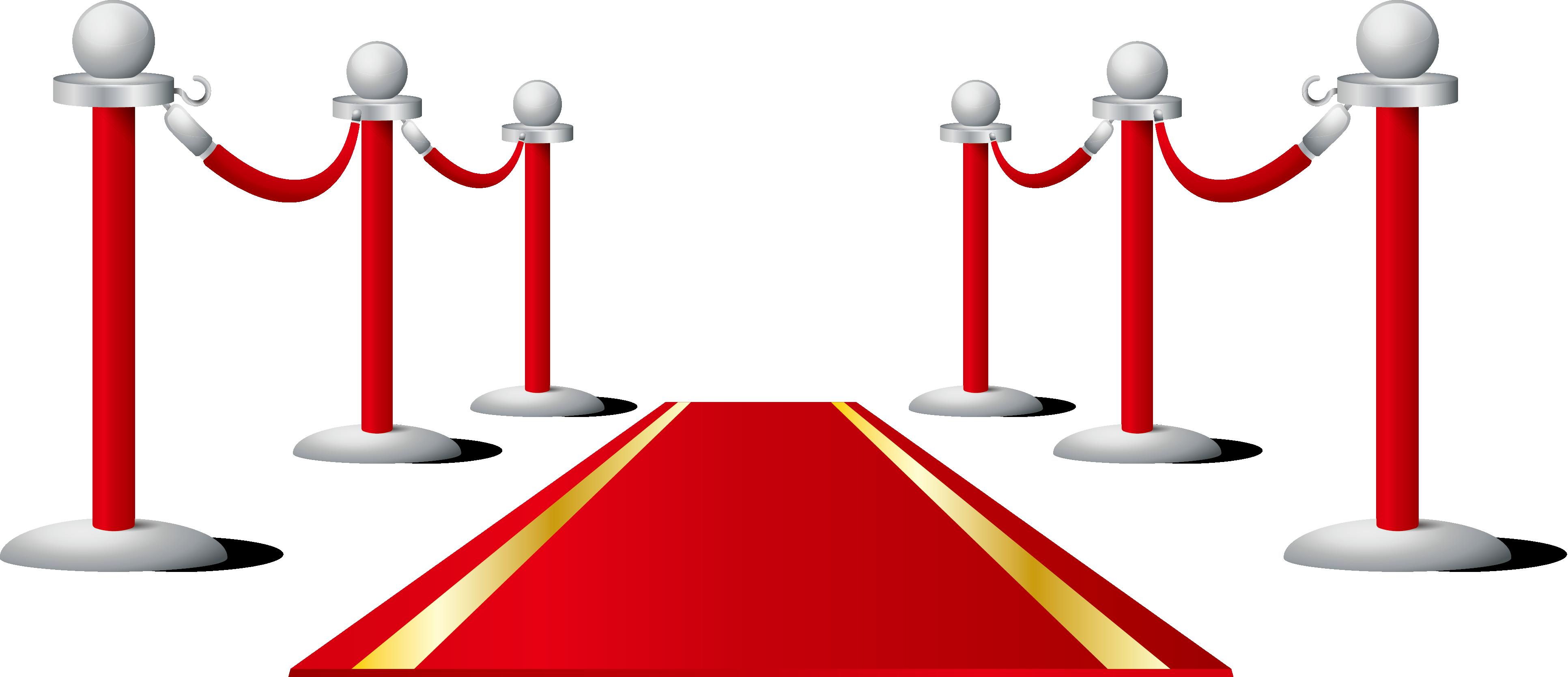 3865x1669 Euclidean Vector Red Carpet Red Carpet