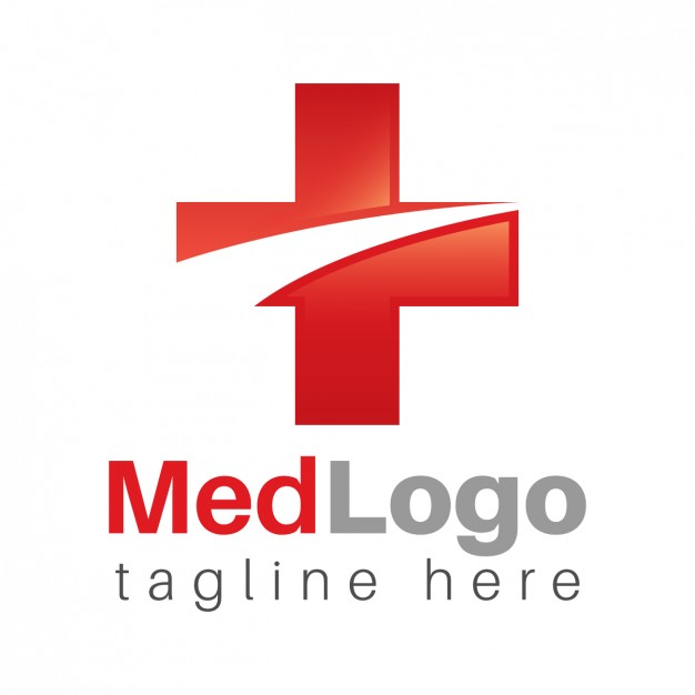 626x626 Medical Logo, Red Cross Vector Free Download