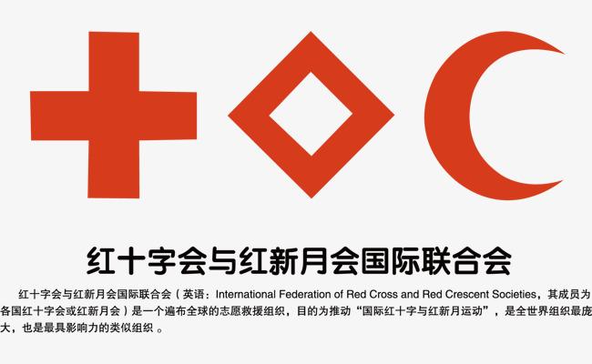650x400 Red Cross And Red Crescent Logo Vector, Cross Vector, Logo Vector