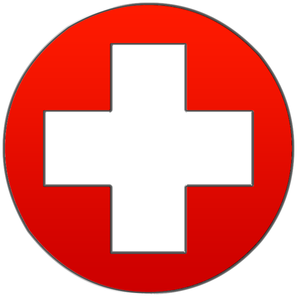 600x600 Vector Royalty Free Library Red Cross
