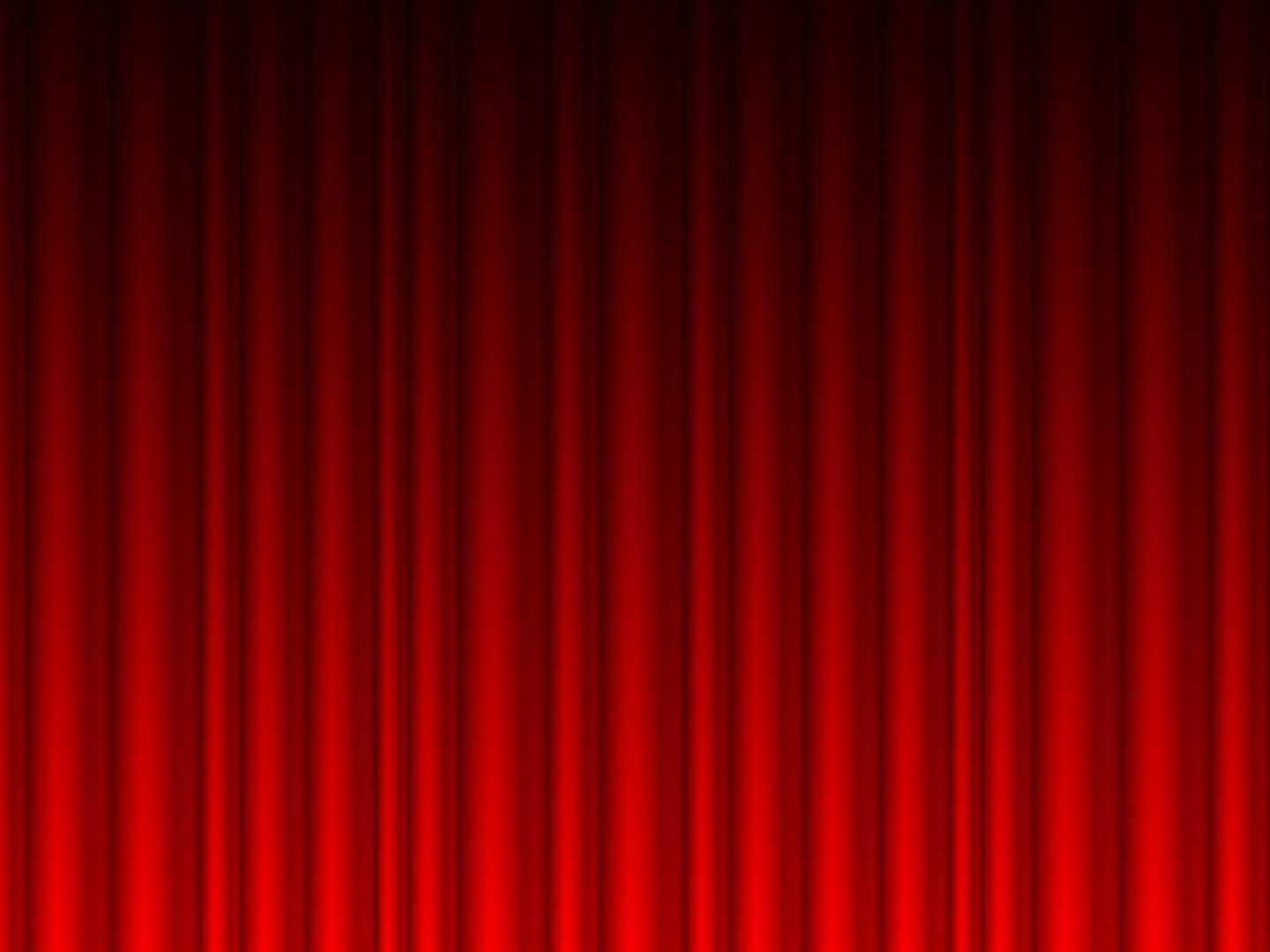 1440x1080 Red Curtain Background Powerpoint Trendy Red Curtains Vector