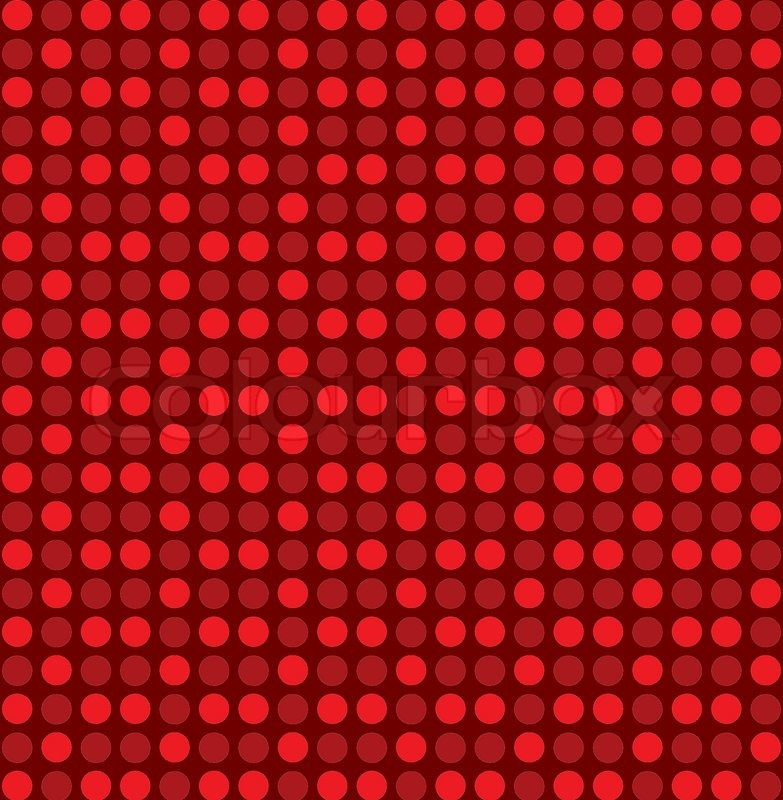 783x800 Red Dot Pattern Background Vector Stock Vector Colourbox