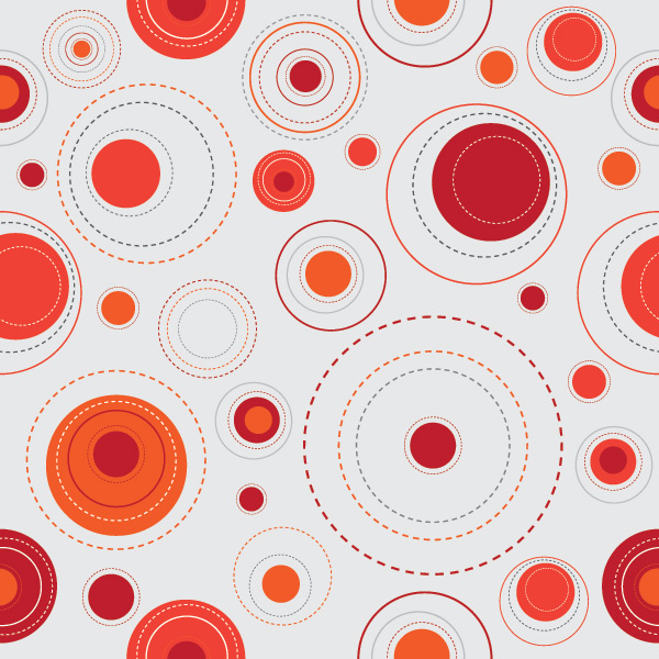 600x600 Red Dots Background Vector Free Vector In Encapsulated Postscript