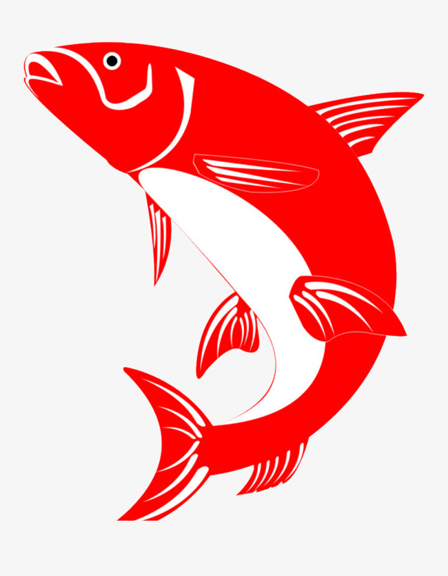 650x835 Red Fish Cartoon, Fish Vector, Cartoon Vector, Red Png And Vector