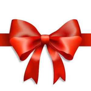 300x300 Huge Red Ribbon Vector