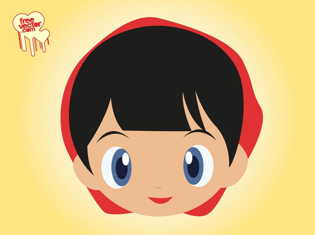 1024x765 Little Red Riding Hood Cartoon Vector Art Amp Graphics