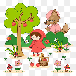 260x261 Little Red Riding Hood Png Images Vectors And Psd Files Free