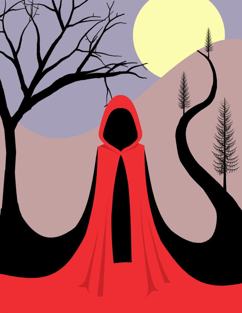 786x1017 Red Riding Hood By Van94 Art