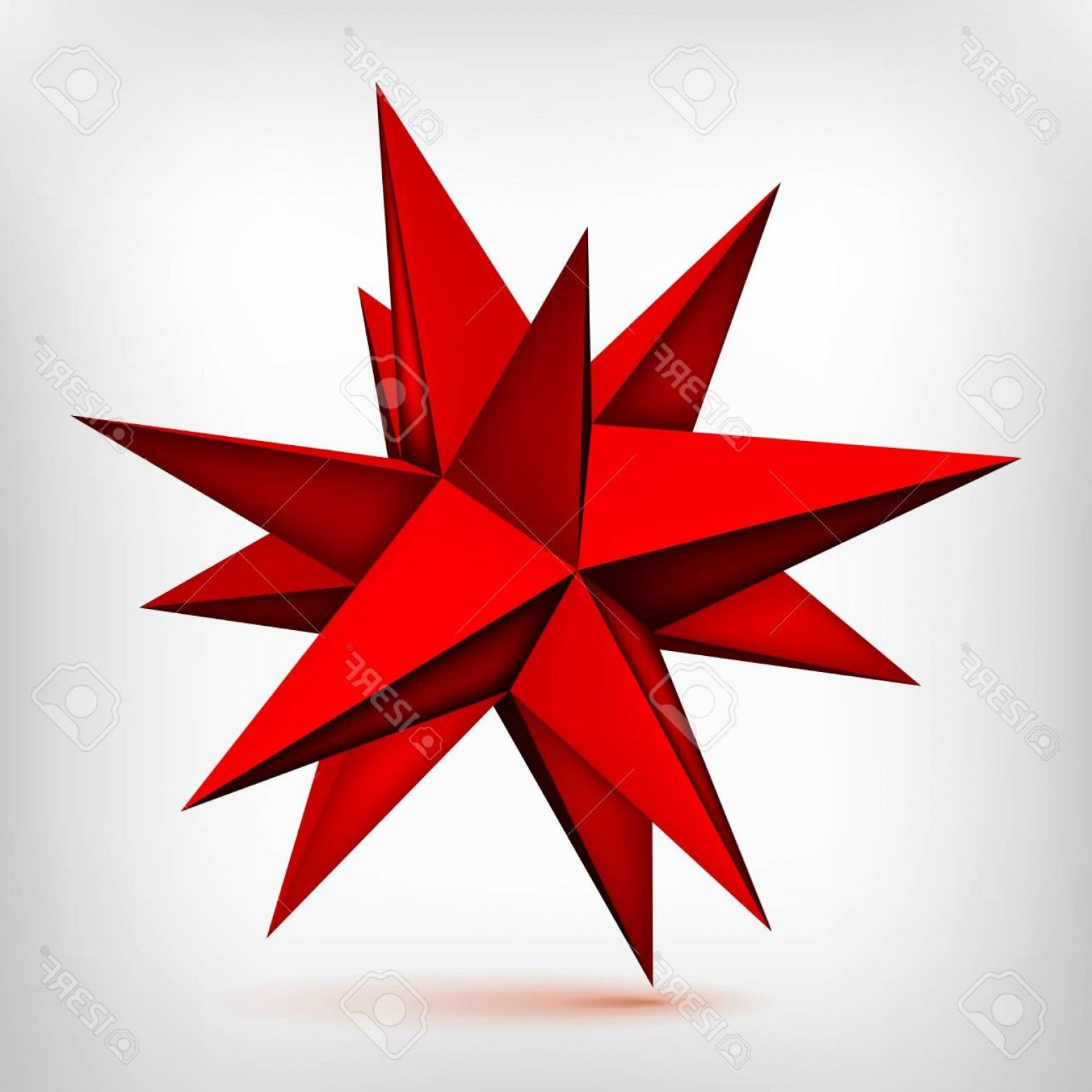 1560x1560 Red Star Vector Arenawp