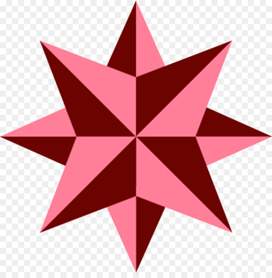 900x920 Red Star Euclidean Vector Three Dimensional Space